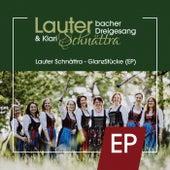Lauter Schnättra - GlanzStücke (EP) di Klarischnättra