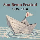 The Italian Song  / San Remo Festival, Volume 3 (1959 - 1960) von Various Artists
