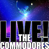 Live! de The Commodores