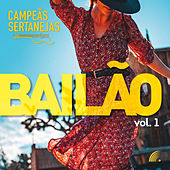 Campeãs Sertanejas - Bailão, Vol. 1 de Vários Artistas