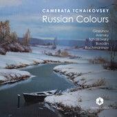 Russian Colours by Yuri Zhislin