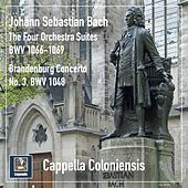 Bach: Orchestral Suites & Brandenburg Concerto No. 3 von Cappella Coloniensis