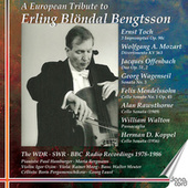 A European Tribute to Erling Blöndal Bengtsson by Erling Blöndal Bengtsson