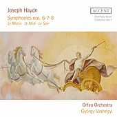 Haydn: Symphonies Nos. 6-8 by Orfeo Orchestra