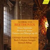 Beethoven: Choral Works by Gächinger Kantorei Stuttgart