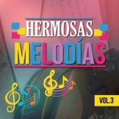 Hermosas Melodías, Vol. 3 by Xavier Cugat