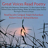 Great Voices Read Poetry by Various Artists