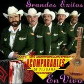 En Vivo de Los Incomparables De Tijuana
