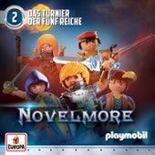 002/Novelmore: Das Turnier der Fünf Reiche by PLAYMOBIL Hörspiele