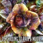 25 Chilling to Rain & Music by Rain Sounds and White Noise