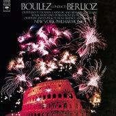 Berlioz: Overtures von Pierre Boulez