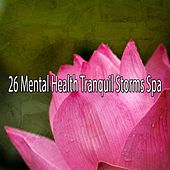 26 Mental Health Tranquil Storms Spa by Rain Sounds and White Noise