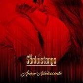 Amor adolescente:  El álbum negro von La Sanluistango