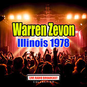 Illinois 1978 (Live) by Warren Zevon