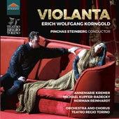 Korngold: Violanta, Op. 8 (Live) by Annemarie Kremer