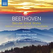 Beethoven: Secular Vocal Works by Various Artists