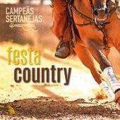 Campeãs Sertanejas - Festa Country de Vários Artistas