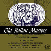 Old Italian Masters by Flor Peeters