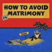 How To Avoid Matrimony by Nada