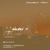 Galaxy (Hypnotic Hyperspace Quadrant 2) by Cowboy Troy