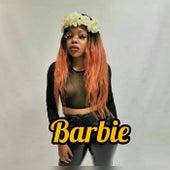 He is by Barbie