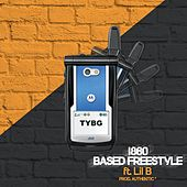 I860 BASED FREESTYLE (feat. LIL B) by Authentic (Hip-Hop)