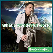 What a wonderful world (Versión instrumental) de Hugo Guzman Music
