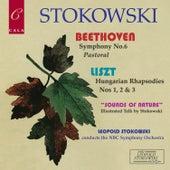 Beethoven: Symphony No. 6 - Liszt: Three Hungarian Rhapsodies by NBC Symphony Orchestra