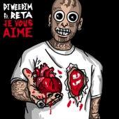 Je vous aime de Dj Weedim