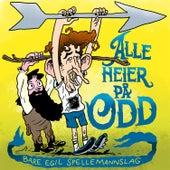 Alle heier på Odd by Bare Egil Spellemannslag