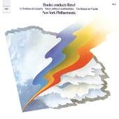 Ravel: Une barque sul l'océan, Valses nobles et sentimentales & Le Tombeau de Couperin de Pierre Boulez