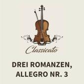 Drei Romanzen, Nr. 3 Leidenschaftlich schnell von Clara (Wieck) Schumann