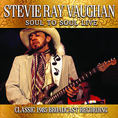 Soul To Soul Live de Stevie Ray Vaughan