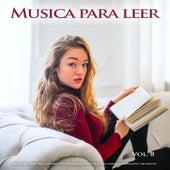 Musica para leer: Música relajante para estudiar, concentración, alivio del estrés, ansiedad, meditación y relajación, Vol. 8 de Musica para Concentrarse
