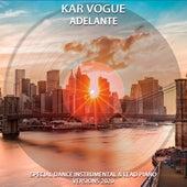 Adelante (Special Dance Instrumental & Lead Piano Versions 2020) von Kar Vogue