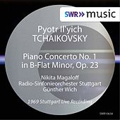 Tchaikovsky: Piano Concerto No. 1 in B-Flat Minor, Op. 23, TH 55 (Live) by Nikita Magaloff