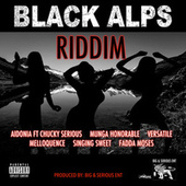 Black Alps Riddim EP de Various Artists