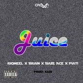 Juice de Brain & Base Ace Riqmeel