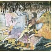 Schoenberg: Gurre-Lieder von Pierre Boulez
