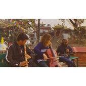 Swayambhunath Temple Morning by Lo-Fang