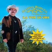 La Voz De Oro by Eliseo Robles Y Los Barbaros Del Norte