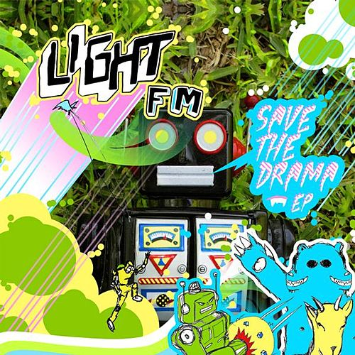 Save the Drama EP by Light FM