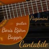 Paganini: Cantabile (Arr. For Two Guitars) de Boris Björn Bagger