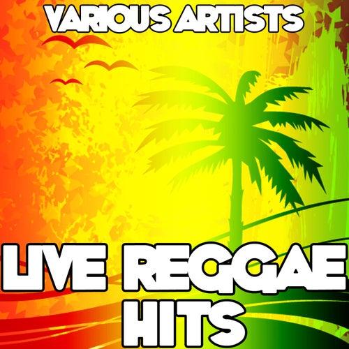 Live Reggae Hits de Various Artists