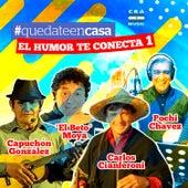 Quedate en Casa: El Humor Te Conecta, Vol. 1 de German Garcia