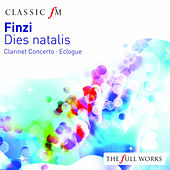Finzi: Clarinet Concerto by Various Artists