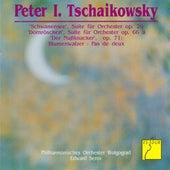 Tchaikovsky: The Sleeping Beauty Suite - The Nutcracker Suite - Swan Lake Suite by Edward Serov