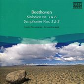 Beethoven: Symphonies Nos. 3 and 8 de Various Artists