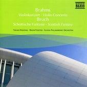 Brahms: Violin Concerto / Bruch: Scottish Fantasy by Various Artists