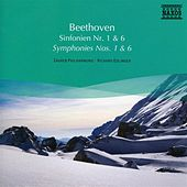 Beethoven: Symphonies Nos. 1 and 6 de Various Artists